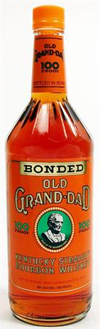 Old Grand Dad Bonded Whiskey